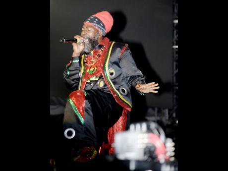 Capleton shares story of moving to Kingston | Entertainment